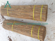 Woven Bamboo Fence